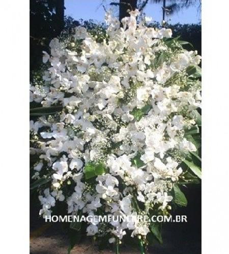 coroa de flores B17