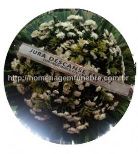coroa de flores A1