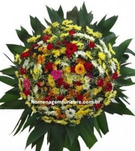 coroa de flores A7