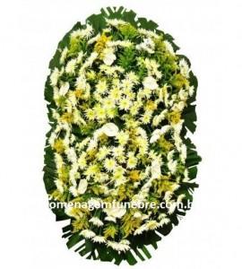coroa de flores B11