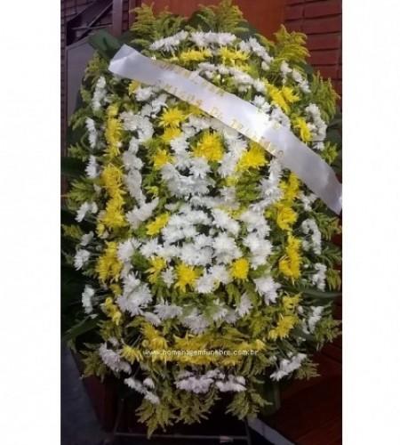 coroa de flores B2
