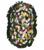 coroa de flores B14